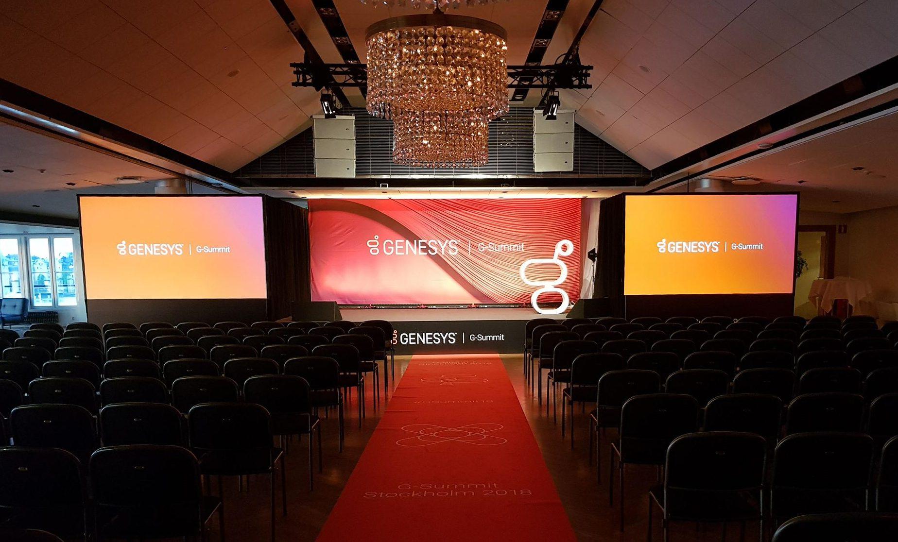 Konferens Summit event