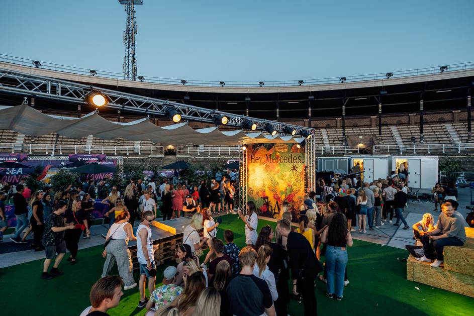 Festival Sponsring Event aktivering